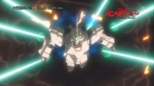 Mobile Suit Gundam Unicorn PV3
